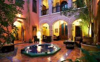 Maroko - Marrákeš na 8 až 15 dní, snídaně s dopravou letecky z Prahy nebo vídeň