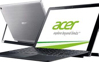 Acer Switch Alpha 12 (SA5-271-55QF), stříbrná - NT.GDQEC.007