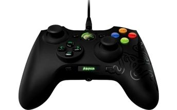 Gamepad Razer Sabertooth pro PC, Xbox 360 (RZ06-00890100-R3G1) černý