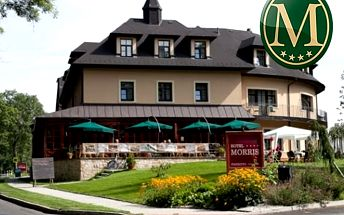 Romantický pobyt pro 2 osoby na 3 dny v Golf hotelu Morris****, polopenze, wellness při svíčkách.
