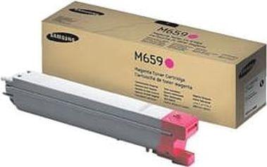 Samsung CLT-M659S/ELS - Magenta Toner, 20000 str.; CLT-M659S/ELS