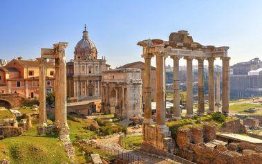 Řím a Vatikán - BBB - bus, bed, breakfast, Itálie, Poznávací zájezdy - Itálie, 5 dní, Autobus, Plná penze, Neznámé, sleva 5 %