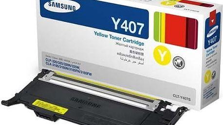 Samsung CLT-Y4072S, 1K stran - originální (CLT-Y4072S/ELS)