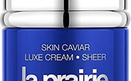 La Prairie Zpevňující a liftingový krém (Skin Caviar Luxe Cream Sheer) 50 ml