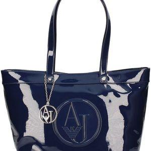 Armani Jeans Borsa Shopping - modrá