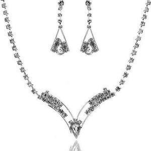 Sada luxusních šperků - více barev