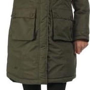 Dámský zimní kabát Regatta RWP219 LUMEXIA Khaki