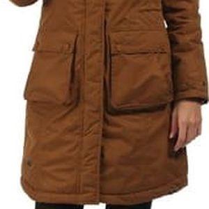 Dámský zimní kabát Regatta RWP219 LUMEXIA Brown