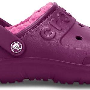 Crocs Hilo Lined Clog Viola/Party Pink, dostupné velikosti 37-38, 41-42