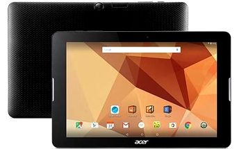 "10"" tablet s Androidem Acer Iconia One 10 B3-A20B-K0VF (NT.LC7EE.002) černý"