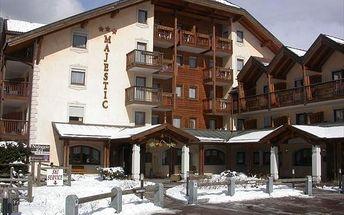 Silvestr na horách: Itálie - Val di Fiemme/Obereggen na 4 dny, bez stravy s dopravou vlastní