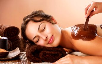 120minutový relaxační balíček – kosmetika a masáž