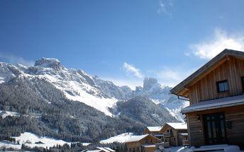 Silvestr na horách: Rakousko - Dachstein West na 9 dní, bez stravy s dopravou vlastní