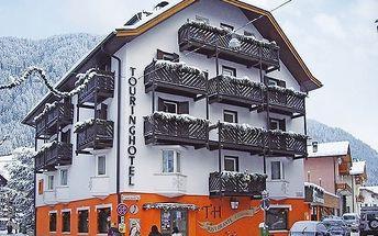 Silvestr na horách: Itálie - Val di Fiemme/Obereggen na 8 dní, polopenze s dopravou vlastní