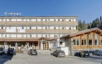 Silvestr na horách: Itálie - Folgaria / Lavarone na 8 dní, polopenze s dopravou vlastní