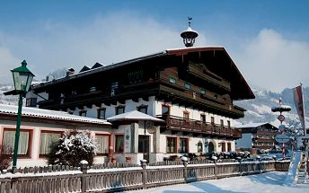Silvestr na horách: Rakousko - Kitzbühel / Mittersill na 8 dní, polopenze s dopravou vlastní