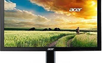 "Full HD 23,6"" monitor s LED podsvícením Acer KA240Hbid (UM.FX0EE.005) černý"