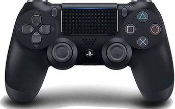 Ovladač pro Playstation 4 Sony Dual Shock 4 (PS719870050 ) černý