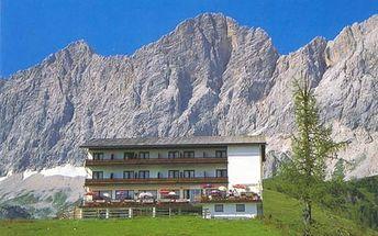 Silvestr na horách: Rakousko - Schladming / Dachstein na 8 dní, polopenze s dopravou vlastní