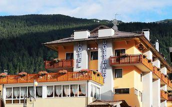 Silvestr na horách: Itálie - Paganella na 8 dní, polopenze s dopravou vlastní