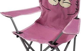 Židle Regatta RCE076 ANIMAL KIDS Rabbit (Pink)