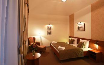 Praha, 3 nebo 4 dny pro 2 os. v historickém centru se snídaní v Hotelu U Svatého Jana