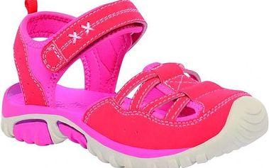 Dětské sandály Regatta RKF406 BOARDWALK Lollipop/Pnk