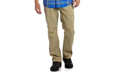 Pánské strečové kalhoty Regatta RMJ050R GEO EXTOL TRS Parchment
