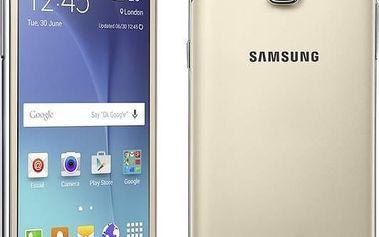 Samsung Galaxy J5 Dual SIM (SM-J500F) (SM-J500FZDDETL) zlatý