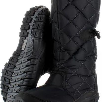 Dámská vysoká obuv Regatta RWF377 BARCROFT Black