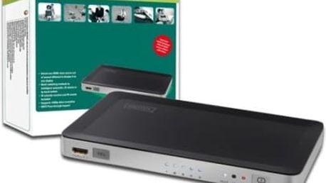 Digitus HDMI přepínač 5 -> 1 (DS-45300)