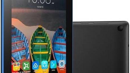 Majiteli chválený dotykový tablet s Androidem Lenovo TAB 3 7 Essential 8 GB (ZA0R0008CZ) černý Software F-Secure SAFE 6 měsíců pro 3 zařízení (zdarma)+ Voucher na skin Skinzone pro Notebook a tablet CZ v hodnotě 399 Kč