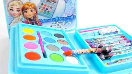 Box na kreslení - Ledové království - dodání do 2 dnů