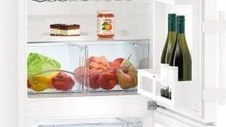 Lednice s mrazákem a automatickým odmrazováním Liebherr Comfort CU 2915 bílá