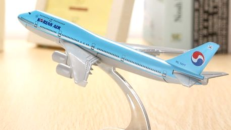 Model letadla - Boeing 747 Korean Air
