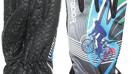 Teplé rukavice pro outdoorové sporty