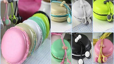 Sluchátka k nakousnutí jsou hudbou budoucnosti!! 6 barev!!