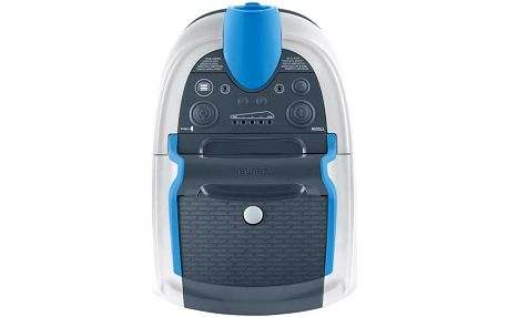 Zelmer Aquawelt Plus VC7920.0SP (ZVC762SP) modrý