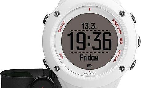 Suunto Ambit3 Run HR, bílá - 322599