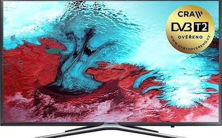 Televize Samsung UE32K5572 titanium + Doprava zdarma