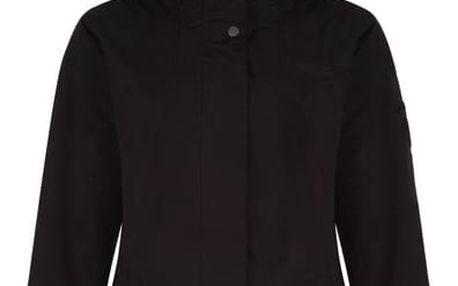 Dámský kabát Regatta RWP197 Brodiaea Black