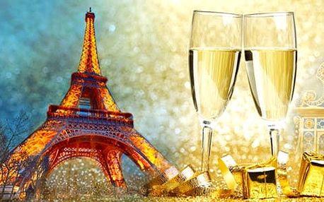 Advent či Silvestr v okouzlující Paříži s ubytováním v hotelu - 4denní autobusový zájezd pro 1 osobu