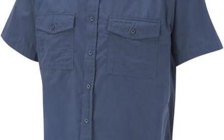 Pánská košile Craghoppers CMS339 Kiwi SS Shirt Faded Indigo
