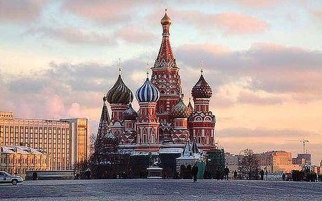 Zimní kurz ruštiny pro začátečníky