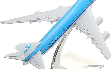 Model letadla - Boeing 747 KLM