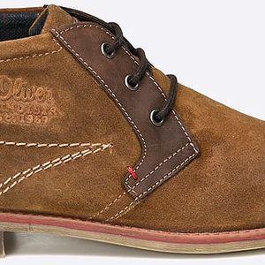 s. Oliver - Kotníkové boty