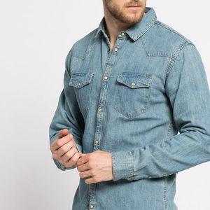 Review - Košile Blue Dnm
