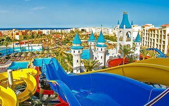 SERENITY FUN CITY, Egypt, Hurghada, 8 dní, Letecky, All inclusive, Alespoň 5 ★★★★★, sleva 36 %