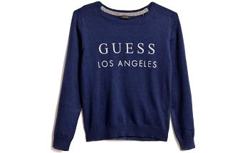 Guess Jeans - Dětský svetr 116-170 cm