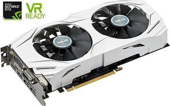 ASUS GeForce GTX 1060 DUAL-GTX1060-O3G, 3GB GDDR5 - 90YV09X3-M0NA00 + Kupon hra dle vlastního výběru: Raw Data, Redout nebo Maize v ceně 999,- Kč